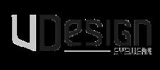 Logo U design eyewear